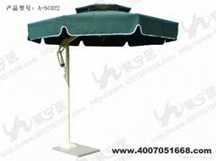 單邊傘生產廠家側柱傘生產批發