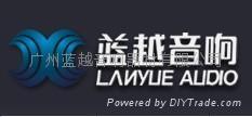 广州蓝越音响承接各界专业音响会议系统工程