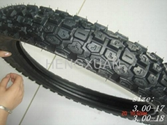 Motorcycle tires 3.00-17