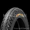 Electric bike tire 16x3.0 1