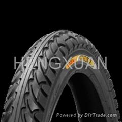 Electric bike tire 16x3.0