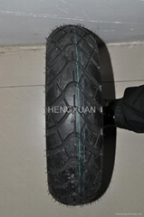 Tubeless Motorcycle Tire120/70-12