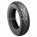 Tubeless Motorcycle Tire 3.50-10