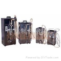 臺式液體灌裝機