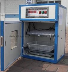 chicken egg incubator(capacity 48 )
