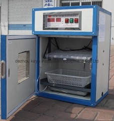 Pheasant  egg incubator(capacity 48 )