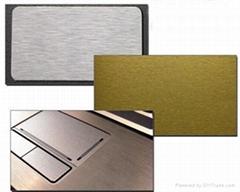 氧化拉絲鋁板