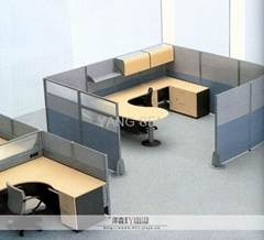 Work Partitions GZPF-2 Series Office Furniture