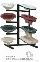 Lavabo display racks