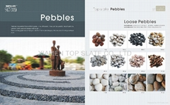 pebble/ paving/ roofing