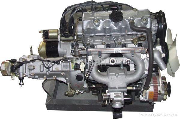 电喷发动机 - f10a - suzuki
