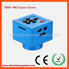 1080P HDMI Microscope Camera with Remote