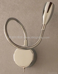 3W High Power LED Wall Lamp reading lamp