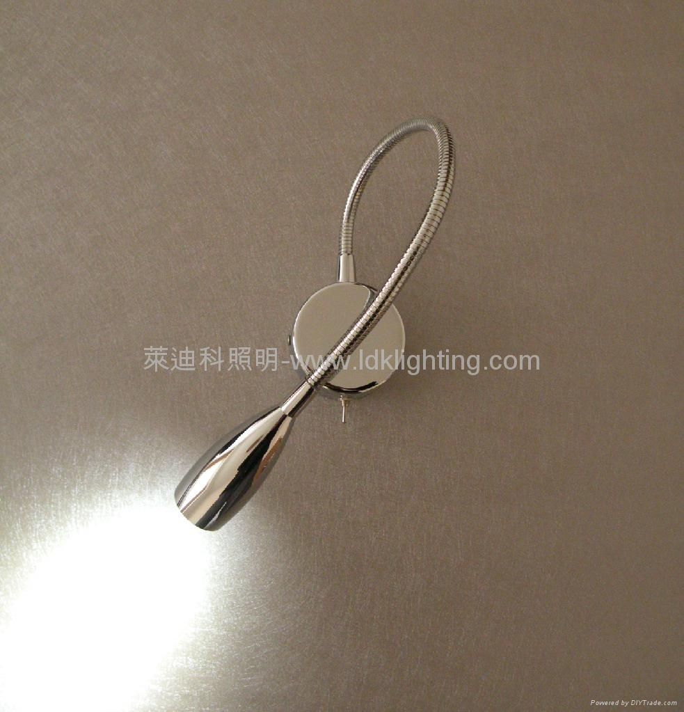3W High Power LED Wall Lamp reading lamp 3