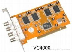 天敏VC4000高速車牌識別圖像採集卡