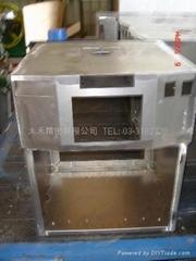 NCT雷射鈑金沖壓加工,少量多樣生產