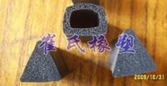 供应发泡橡胶条、海棉橡胶条