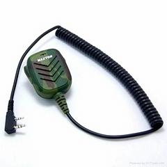 two way radio speaker microphone for Kenwood TK3107