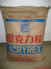 供应PMMA(亚克力)塑胶原料台湾奇美 CM-205
