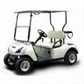 2座電動高爾夫球車