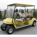 4座电动高尔夫球车 1