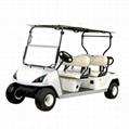 4座电动高尔夫球车 2