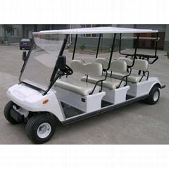 6座电动高尔夫会所车