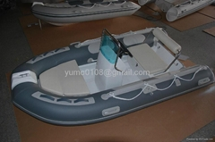 330cm RIB330 PVC sport inflatable boat dinghy