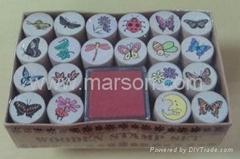 EVA stamp : MX-ES35