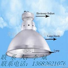 灯座性分体式大功率节能灯