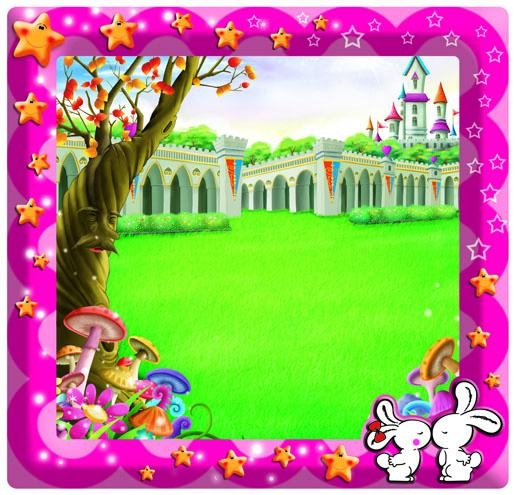 Bobea Magnetic Picture Frame -Alice in wonderland - YX-C1-300 (China ...