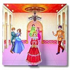Dressy Model-Cinderella