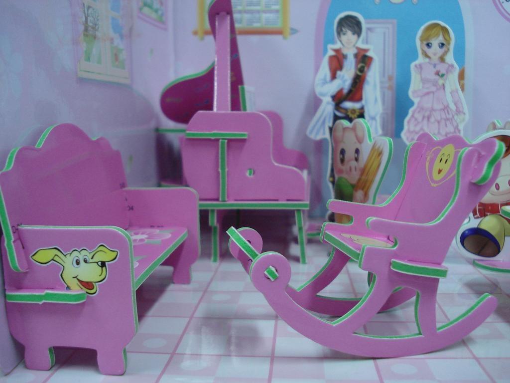 3d Home Decoration Game Handbag Yx C1 100 Bobea China Manufacturer Magic Toys Toys