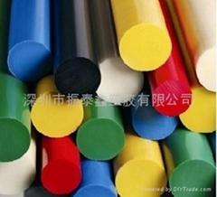 铁氟龙塑料王特富龙填充玻纤二流化钼锡青铜石墨碳纤棒