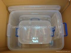 Sell  Plastic File Tub Plastic tubs Volume tubs Plastic bucket Plastic tank
