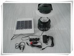 solar camping lantern-STJ002
