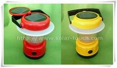 solar camping lantern-STJ005