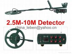 2.5M-10M Underground Metal Detector