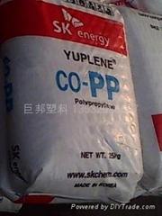 塑胶原料PP韩国SKB350F