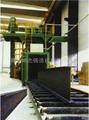 青島坤杰重工專業製造H型鋼拋丸