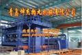 坤杰重工專業供應鋼板預處理線拋