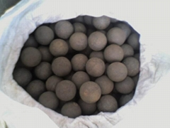 High efficiency alloy forging steel balls