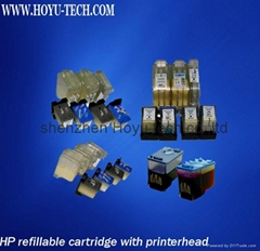 HP 21/22/ hp/27/28 hp 56/5715 hp 45/78 Refillable Cartridge