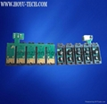 CISS and Combo Auto Reset Chip ( ARC)  for Epson TX525FW printer