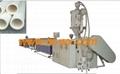 Glass fiber strength PP-R pipe production line