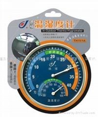 德福 溫濕度計 TH101A (蘭)