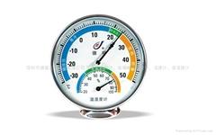 德福 溫濕度計 TH101B(白)