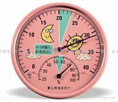 德福 TH101 嬰儿房溫濕度計
