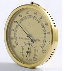 德福 DF-TH4000 桑拿房溫濕度計系列