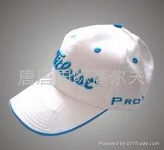 品牌高尔夫帽子